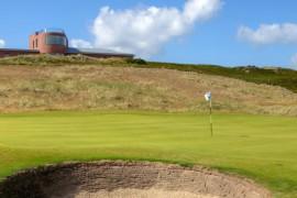 Golfclub Budersand Sylt in Hörnum