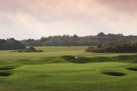 Marine-Golf-Club Sylt in Tinnum