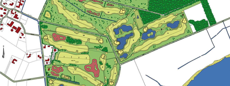 Golfplatz Morsum auf Sylt